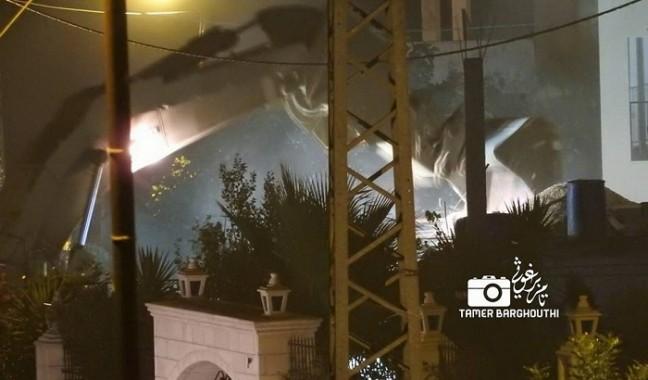 قوات الاحتلال تهدم منزل منفذ عملية حلميش عمر العبد