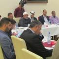 صور   لقاء حول دعم المصالحة الفلسطينية بمشاركة القوى الوطنية والإسلامية ومؤسسات المجتمع المحلي برفح