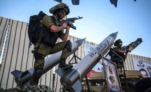 شاهد صاروخ اليوية الناصر صلاح الدين