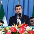 الرئيس الإيراني نجاد