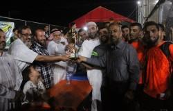 فريق مسجد النور المتوج ببطولة كرة القدم