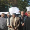 لجان المقاومة تشارك في مسيرة ضد انعقاد المجلس المركزي