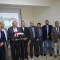 صور : أكاديمية الإدارة والسياسة تعلن عن انطلاق مؤتمر الأمن القومي الفلسطيني الرابع بغزة  4-4-2016م