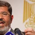 مرسي يتمنى النصر لغزة