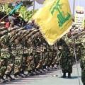 حزب الله  في عرض عسكري