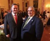 اجتماع علني بين وزيري خارجية البحرين و إسرائيل في واشنطن
