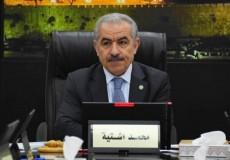 اشتية يطالب بالإفراج الفوري عن الوزير الهدمي