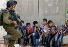 اسري اطفال فلسطين
