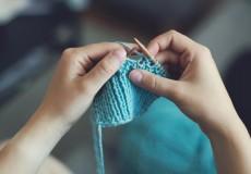 الأعمال اليدوية تساعدنا على تخفيف التوتر
