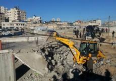 حماس مجزرة الهدم بالقدس إنذار بقرب هدم كينونة الاحتلال