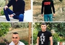 وفاة اربع شبابن من الخليل