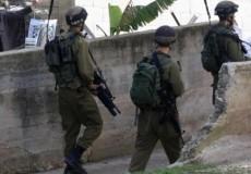 الاحتلال يقتحم قرية بردلة بالأغوار