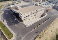 المستشفى الامريكي بغزة