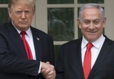 نتنياهو لترامب أريد أسلحة خارقة لضرب  إيران