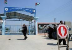 المعابر في قطاع غزة