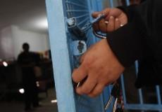 غزة وفاة موقوف والشرطة تفتح تحقيقًا