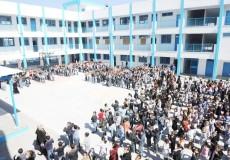 مدارس الأونروا في الضفة تبدأ استعدادتها لبدء العام الدراسي