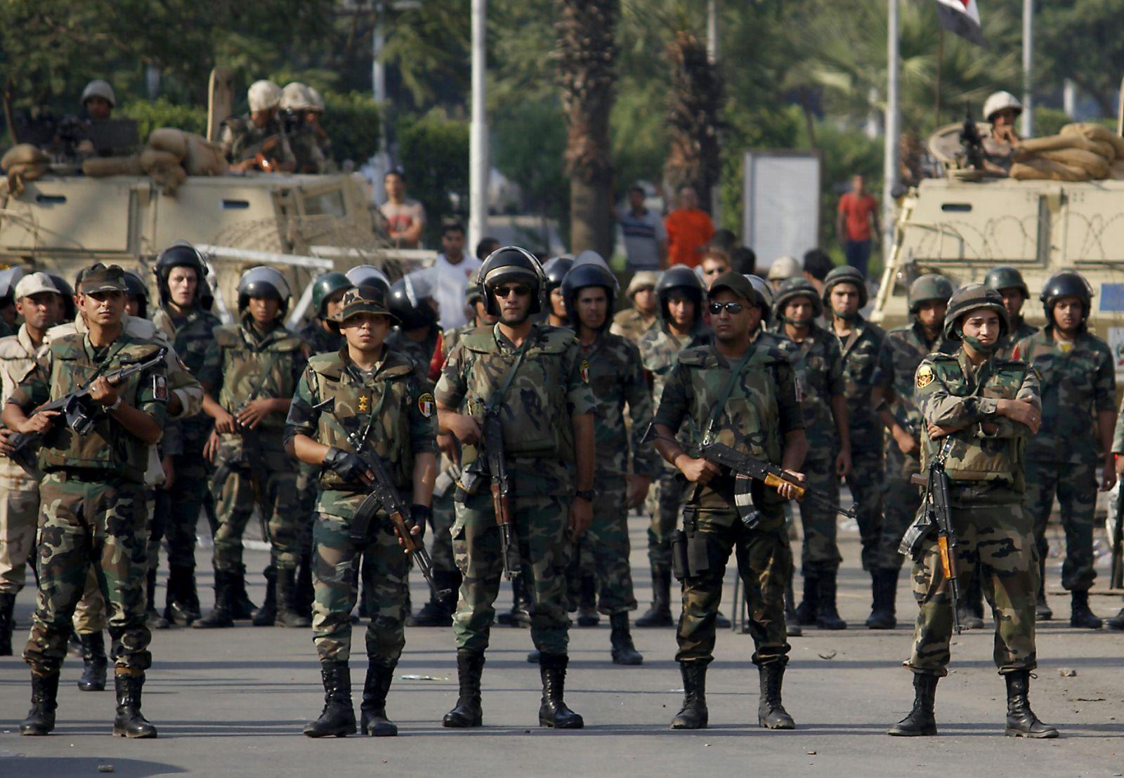 الجيش المصري يعلن مقتل 173 مسلحا في سيناء
