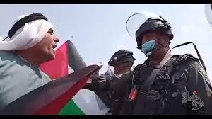 الاحتلال يقمع وقفة احتجاجية في طولكرم ويصيب العشرات3