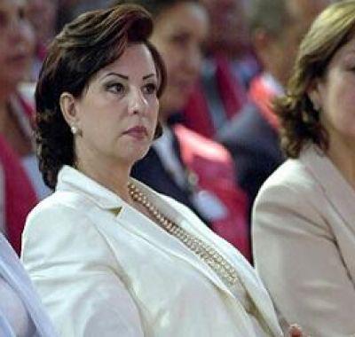 """""""حاكمة قرطاج"""" تطلب الطلاق من """"بن علي"""" لتتزوج من مدير مكتبه"""