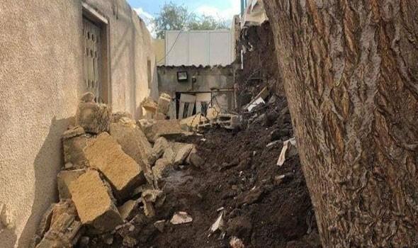 انهيارات جديدة وخطيرة في سلوان بسبب حفريات الاحتلال المتواصلة